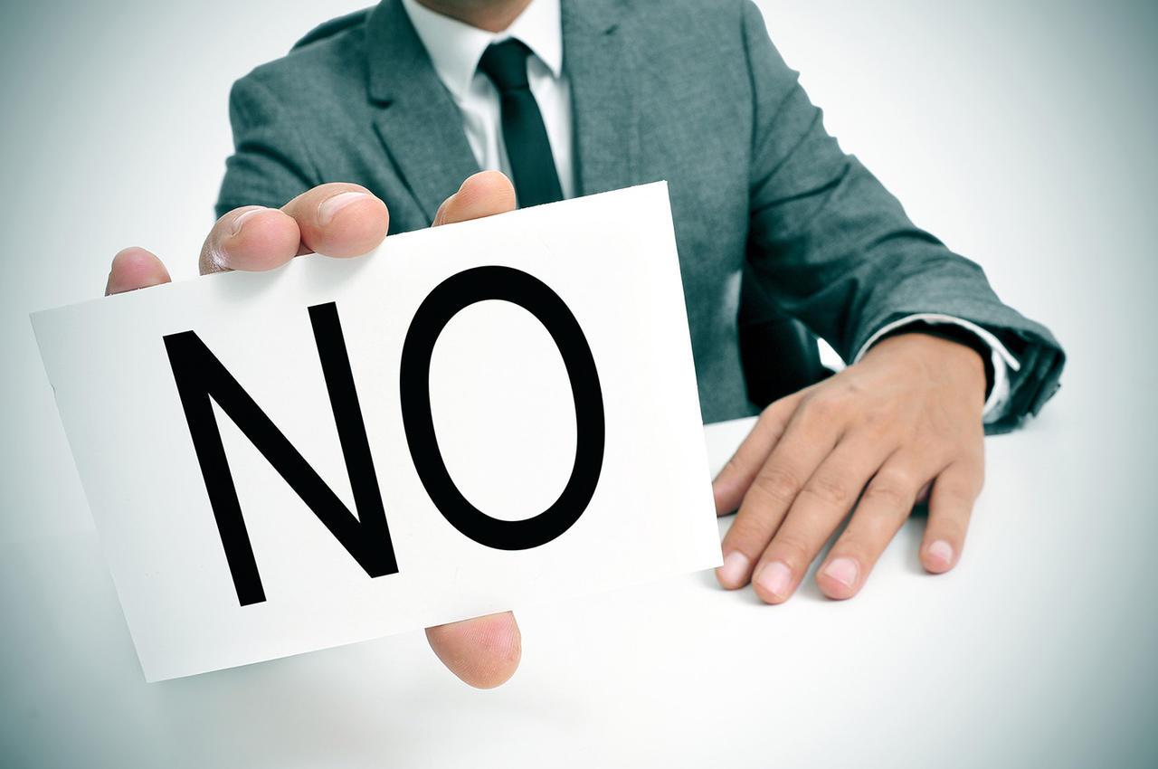 Причины получения отказа по кредитной заявке